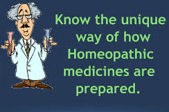 Potentisation of medicines (Making homeopathic dilutions)